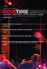 Watch Full Movie :Good Time (2017)