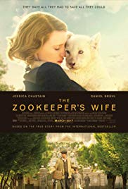 Watch Full Movie :The Zookeepers Wife (2017)