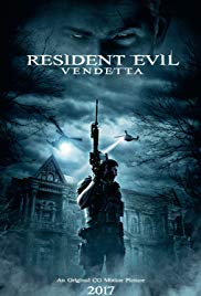 Watch Full Movie :Resident Evil: Vendetta (2017)