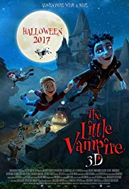Watch Full Movie :The Little Vampire 3D (2017)