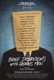 Brief Interviews with Hideous Men (2009)