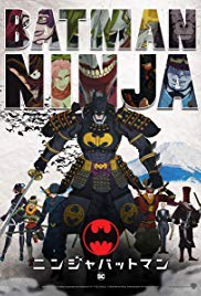 Watch Full Movie :Batman Ninja (2018)