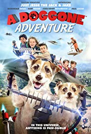 Watch Full Movie :A Doggone Adventure (2018)