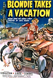 Blondie Takes a Vacation (1939)