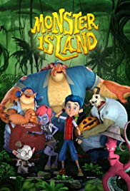 Watch Full Movie :Monster Island (2017)