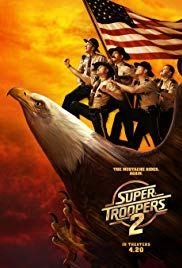 Watch Full Movie :Super Troopers 2 (2018)