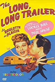 The Long, Long Trailer (1954)