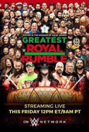 WWE Greatest Royal Rumble( 2018)