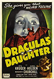 Draculas Daughter (1936)