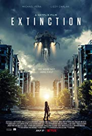 Watch Full Movie :Extinction (2018)