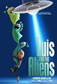 Watch Full Movie :Luis & the Aliens (2018)