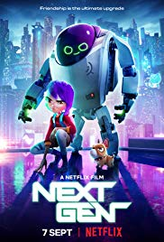 Watch Full Movie :Next Gen (2018)