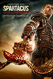 Spartacus: War of the Damned (2010 2013)