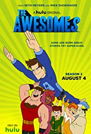 The Awesomes (2013-2015)