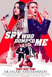 Watch Full Movie :The Spy Who Dumped Me (2018)