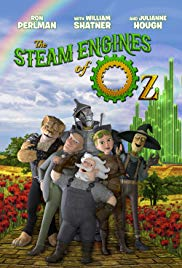 Watch Full Movie :The Steam Engines of Oz (2018)