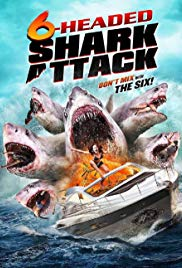 6Headed Shark Attack (2018)