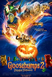 Watch Full Movie :Goosebumps 2: Haunted Halloween (2018)