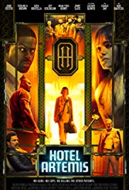 Watch Full Movie :Hotel Artemis (2018)
