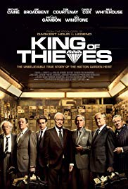 Watch Full Movie :King of Thieves (2018)
