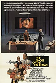The Shoes of the Fisherman (1968)