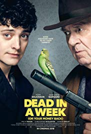 Watch Full Movie :Dead in a Week: Or Your Money Back (2018)