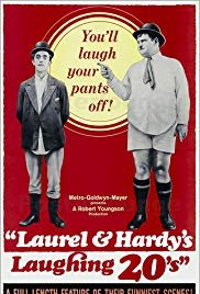 Laurel and Hardys Laughing 20s (1965)