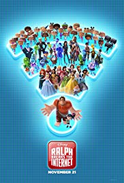 Watch Full Movie :Ralph Breaks the Internet (2018)