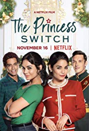 Watch Full Movie :The Princess Switch (2018)