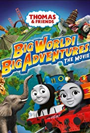 Watch Full Movie :Thomas & Friends: Big World! Big Adventures! The Movie (2018)