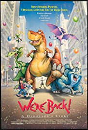 Were Back! A Dinosaurs Story (1993)
