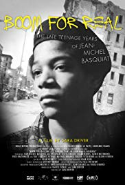 Boom for Real: The Late Teenage Years of JeanMichel Basquiat (2017)
