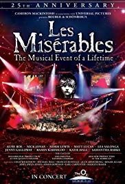 Les Misérables in Concert: The 25th Anniversary (2010)