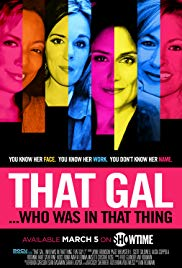 That Gal... Who Was in That Thing: That Guy 2 (2015)