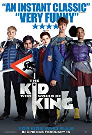 Watch Full Movie :The Kid Who Would Be King (2019)