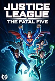 Watch Full Movie :Justice League vs the Fatal Five (2019)