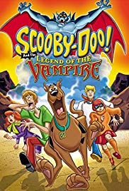 ScoobyDoo and the Legend of the Vampire (2003)