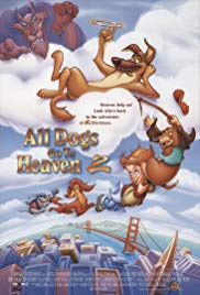All Dogs Go to Heaven II (1996)