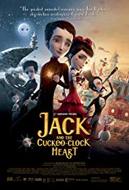 Jack and the CuckooClock Heart (2013)