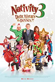 Nativity 3: Dude, Wheres My Donkey?! (2014)