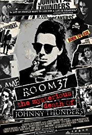 Room 37  The Mysterious Death of Johnny Thunders (2019)