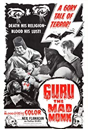 Guru, the Mad Monk (1970)
