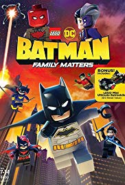 LEGO DC: Batman  Family Matters (2019)