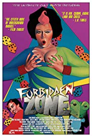 Watch Full Movie :Forbidden Zone (1980)