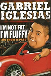 Gabriel Iglesias: Im Not Fat... Im Fluffy (2009)