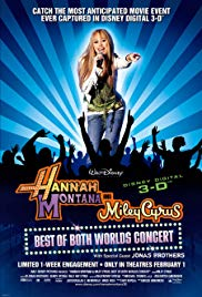 Hannah Montana and Miley Cyrus: Best of Both Worlds Concert (2008)