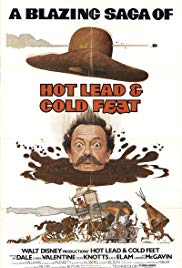 Hot Lead and Cold Feet (1978)