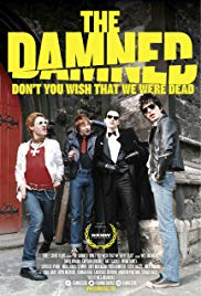 The Damned: Dont You Wish That We Were Dead (2015)
