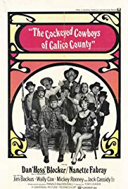 Cockeyed Cowboys of Calico County (1970)