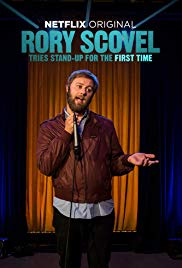 Rory Scovel Tries StandUp for the First Time (2017)